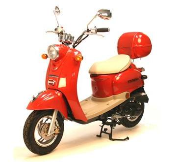 retro scooter uk scooters reviews 50cc 125cc moped. Black Bedroom Furniture Sets. Home Design Ideas